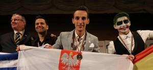 Marek Posluszny, campeón Mundial de Flair IBA 2016
